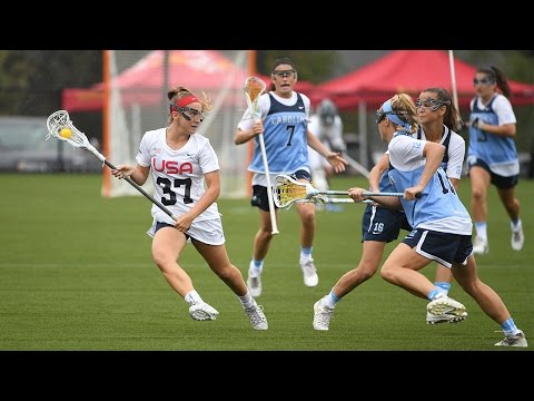 U.S. Women's National Team vs. UNC [Full Broadcast]