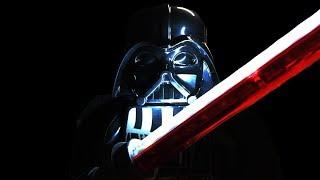 Lego Настольная Лампа, Ночник Дарт Вейдер - Обзор   Lego Star Wars Darth Vader Desk Lamp