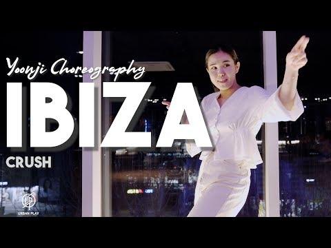 IBIZA - Crush / Yoonji Waacking Choreography / Urban Play Dance Academy