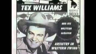 Tex Williams - Aritistry in Western Swing