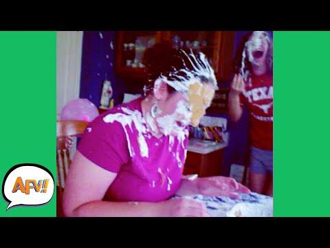 One Pie, Two FAILS! 🤣 | Funny Fails | AFV 2021