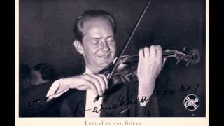 Barnabas von Géczy