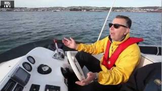 Motor Boats Monthly Used F33 Sealine Boat review Motorboats Monthly used test