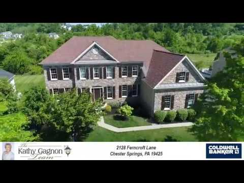 2128 Ferncroft Ln, Chester Springs, PA 19425 - Dazzling Estates at Byers Station Home!