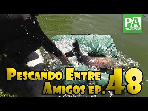 Pescando entre Amigos ep.48 – Muita ação no Centro de Pesca Taquari