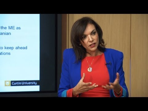 Engaging the Arab World in a Time of Change: Dr Anne Aly