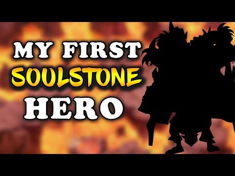 Castle Clash : MY FIRST HERO FROM SOULSTONES !!!!