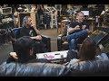 Capture de la vidéo The Hetfield + Hammett Experience Tour Of Metallica Hq