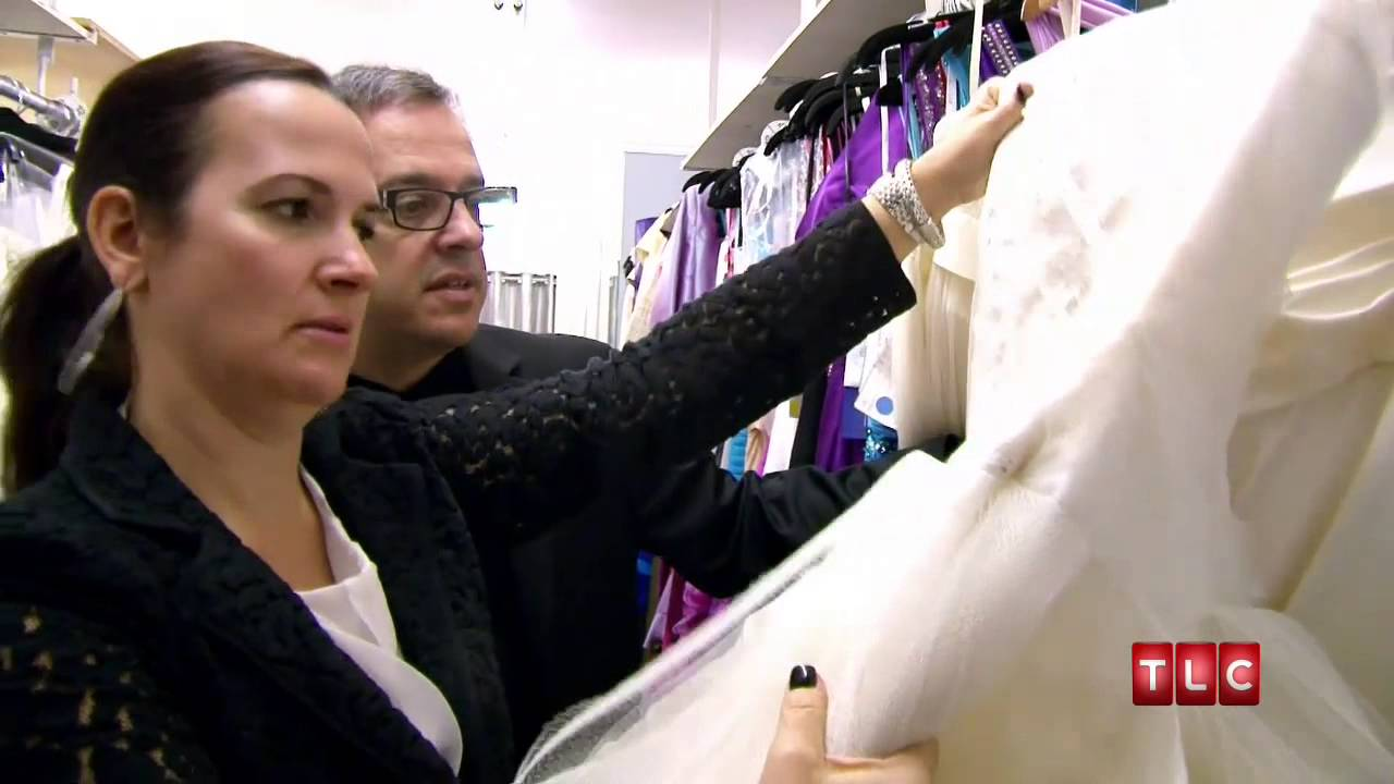 High-End Bargains   I Found The Gown - YouTube