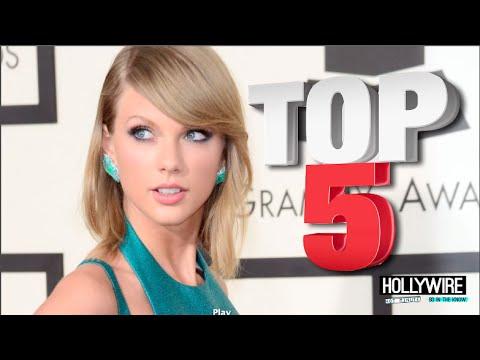 Top 5 Reasons Taylor Swift Won The 2015 Grammy Awards!! Mp3