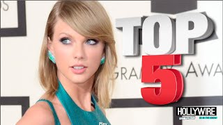 Top 5 Reasons Taylor Swift Won The 2015 Grammy Awards!!