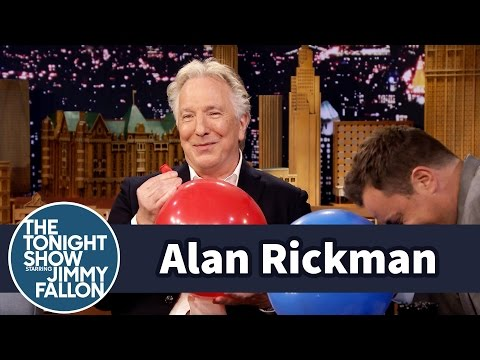 Thumbnail: Alan Rickman Takes Jimmy to Task for His Impersonation