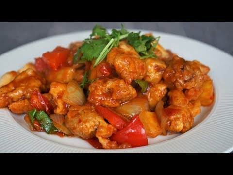 How To Make Sweet & Sour Chicken - Morgane Recipes