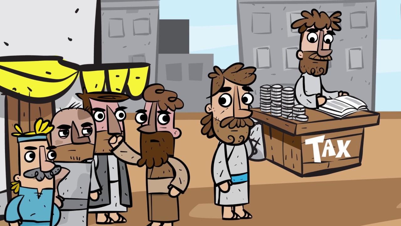 Download Jesus Calls Matthew