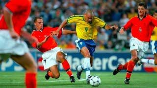 Бразилия - Нидерланды 1:1 (4:2) Чемпионат Мира 1998 Brazil vs Netherlands Semi-final FIFA World Cup