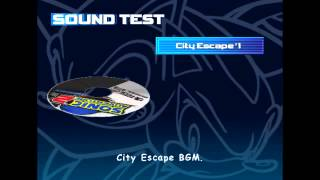 Sonic Adventure 2 - Escape from the city - User video