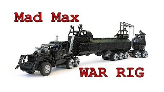 Lego Technic Mad Max War Rig  Лего Техник Безумный Макс Боевая Фура