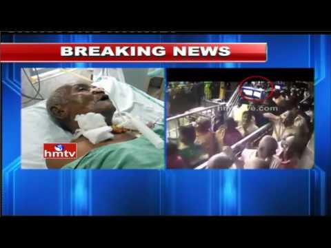 Padmanabhaiah is Dead | Pilgrim Beaten by TTD Vigilance Staff | HMTV