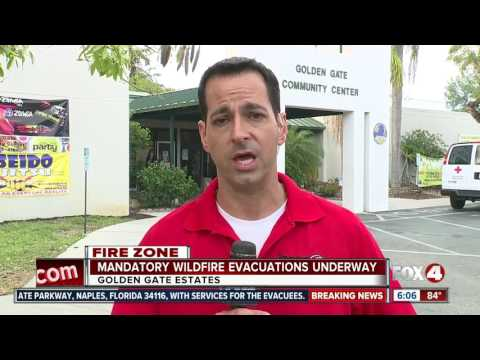 Collier County Mandatory Evacuation Zones