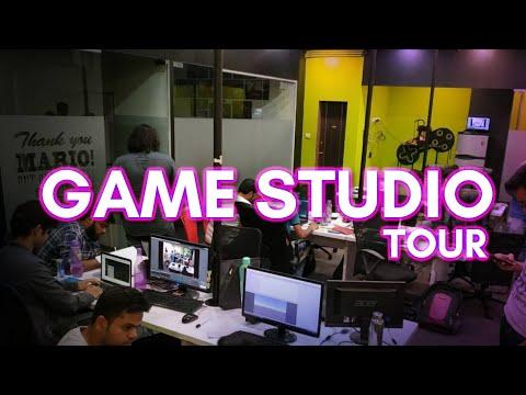 My Studio Tour - UnderDOGS Gaming Studio | Gaming Studio In Mumbai | Vaibhav Chavan UnderDOGS