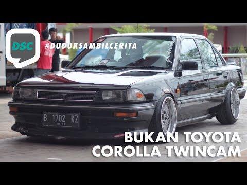 Duduk Sambil Cerita: Bukan Toyota Corolla Twincam - Episode 2