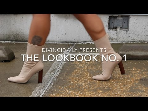 2a994dfbf7f6 THE LOOKBOOK NO. 1 by Dionna V. Ross