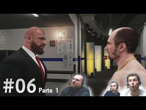 WWE 2K18: MY CAREER MODE #06 PRONTI PER IL MAIN ROSTER? (PARTE 1 DI 2)