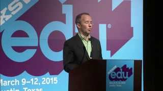 SXSWedu 2015 Featured Session  The Learner Driven Revolution