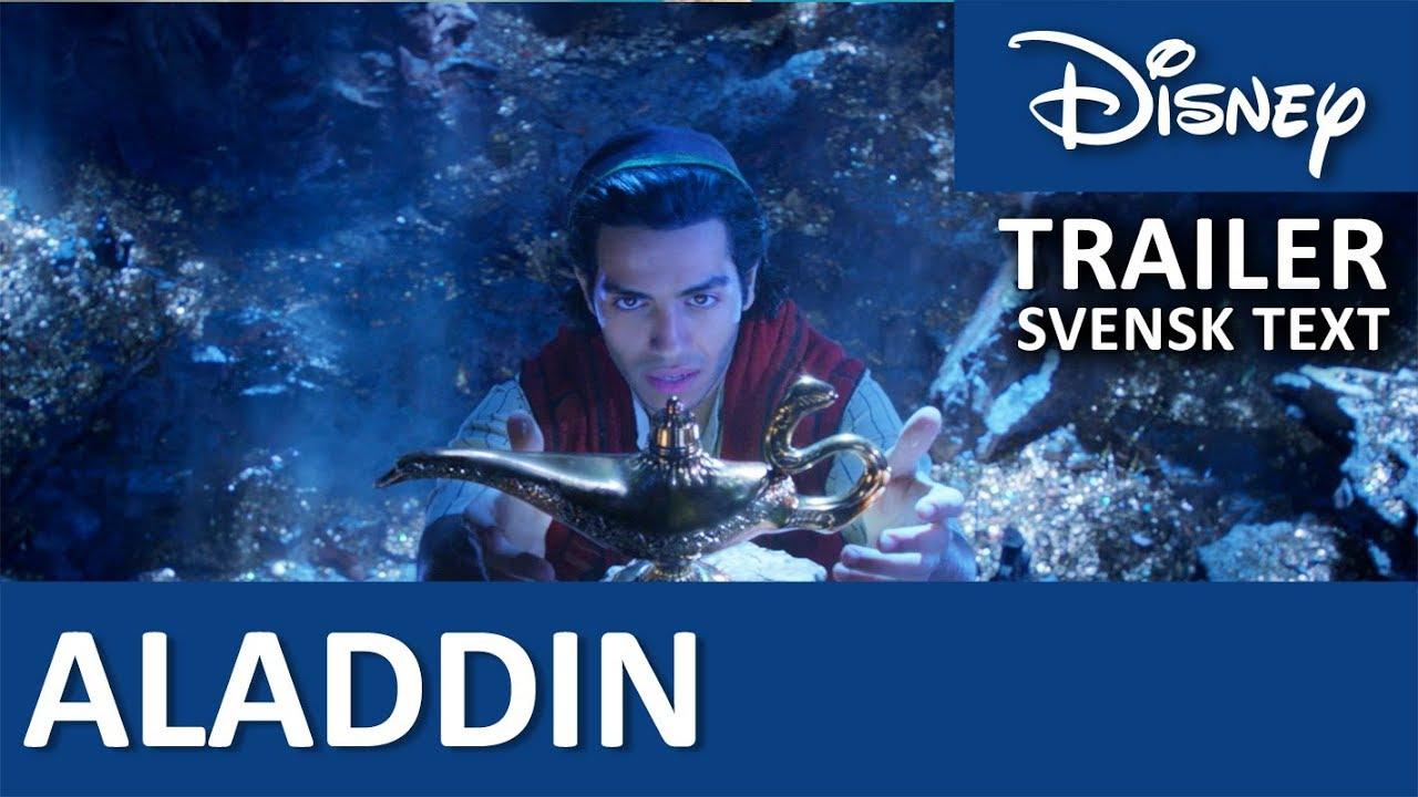 Download ALADDIN - Teaser Trailer | 22 Maj 2019 | Official Disney Sverige