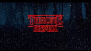 Kyle Dixon & Michael Stein - Kids (Throne Remix)(Stranger Things Soundtrack)