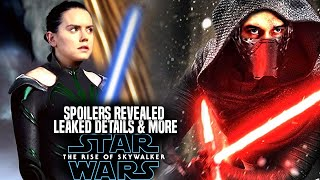 The Rise Of Skywalker Spoilers & More! WARNING (Star Wars Episode 9)