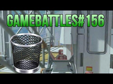GAMEBATTLES #156 | Trash Cans!