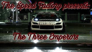 Need For Speed 2015 The Three Emperors
