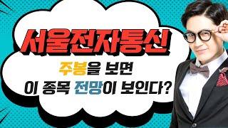 서울전자통신(027040) ★ 주봉을 보면 이 종목 전…