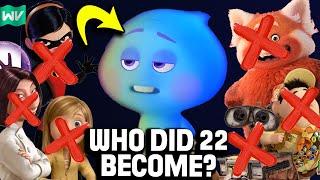 Who Did 22 Become On Earth?   Pixar Theory