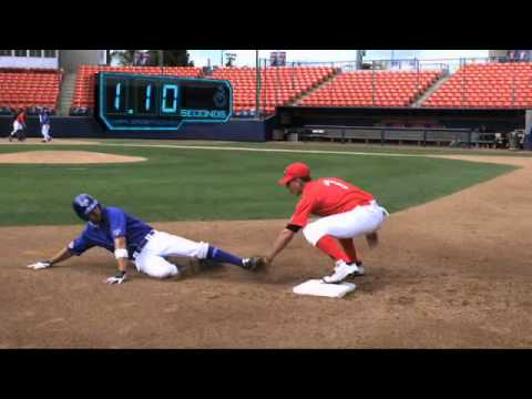 Sport Science: Stealing A Base