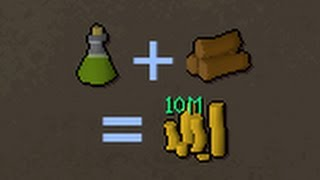 Money making guide (up to 1M/hr) low skill requirements (P2P)
