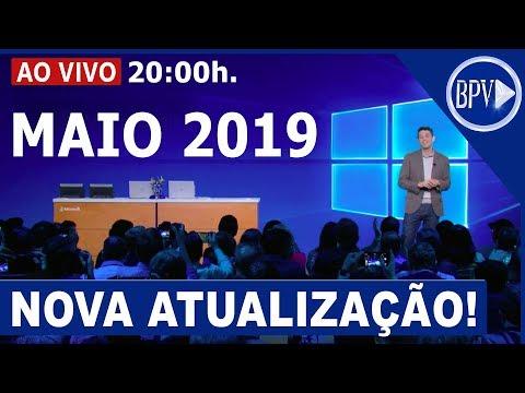 Novidades sobre a NOVA ATUALIZAÇÃO do Windows Maio 2019, CONFIRA!