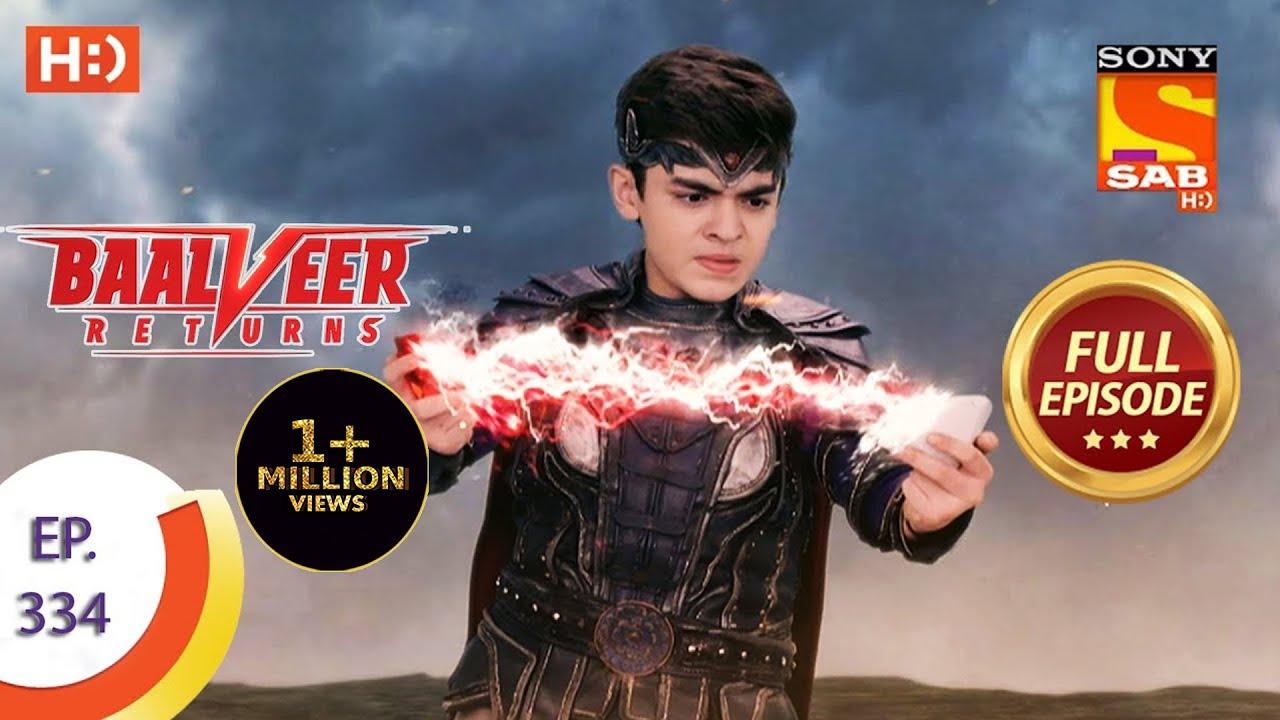 Download Baalveer Returns - Ep 334 - Full Episode - 2nd April, 2021