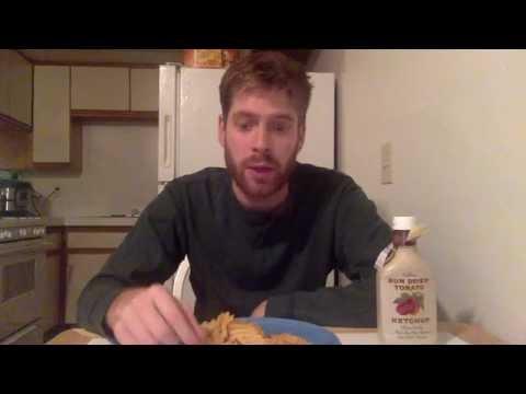 Ian Does Dip: Traina Sun Dried Tomato Ketchup Review