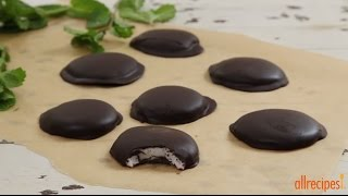 Candy Recipes - How To Make Chocolate Covered Peppermint Patties