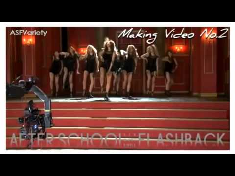 After School - FLASHBACK - PV MAKING MOVIE