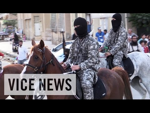 From ISIS to the Islamic State: Inside the Caliphate (Trailer)
