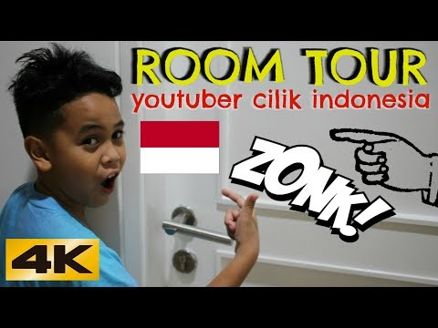 2018 ROOM TOUR INDONESIA  R CILIK: TheRempongs