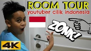 2018 ROOM TOUR INDONESIA | YOUTUBER CILIK: TheRempongsHD