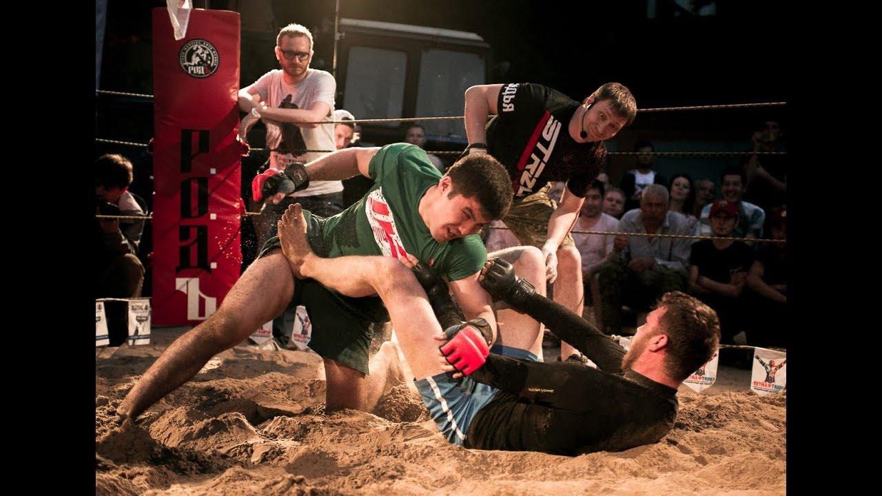 Боец в UFC против Врага Регбиста