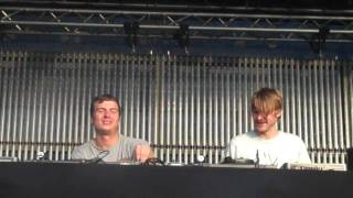 TH!NK? FESTIVAL DANIEL STEFANIK & MATHIAS KADEN #2 (stagedive;-)