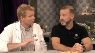 PT-Mickes enkla tips för att komma i form - Malou Efter tio (TV4)