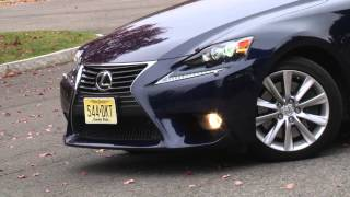 2014 Lexus IS - TestDriveNow.com Review by auto critic Steve Hammes