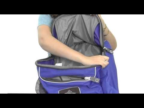 33566f2e5c High Sierra Bucket Boot Bag SKU  8250904 - YouTube